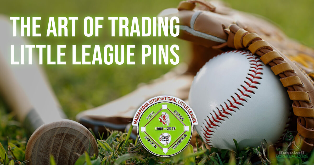 Little League Pins